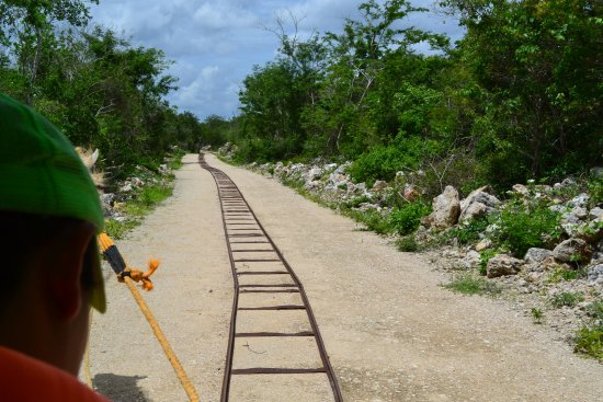 Yucatan, Meksyk: Via