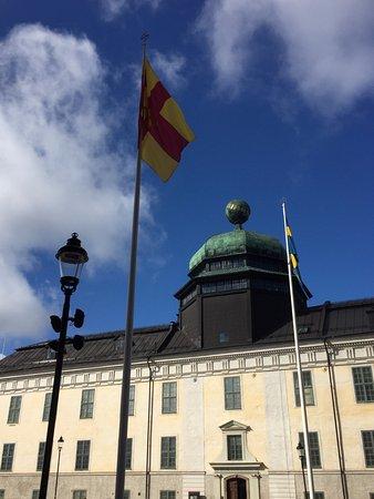 Uppsala, İsveç: Gustavianum museum.