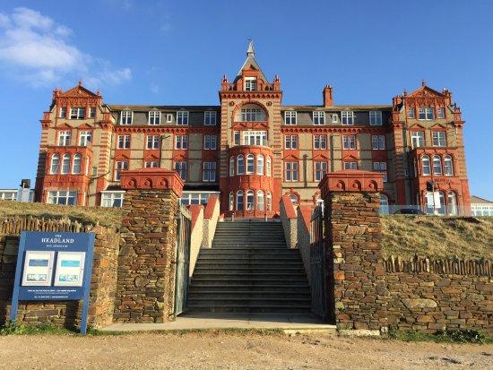 Headland Hotel Spa Deals