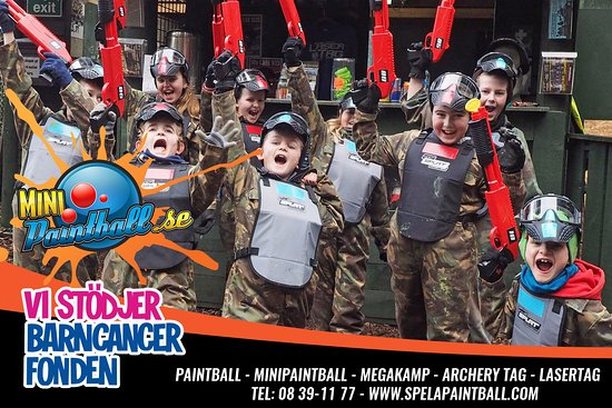 Hypersports Paintball & Event Sweden