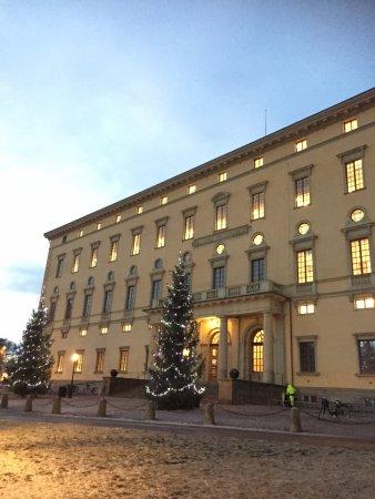 Uppsala, İsveç: Carolina Rediviva, Christmas 2016.