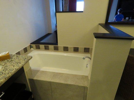 Parador Resort and Spa: Our Vista suite room