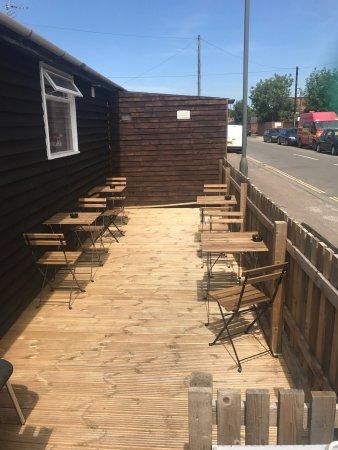 Long Eaton, UK: JC's Food Hut
