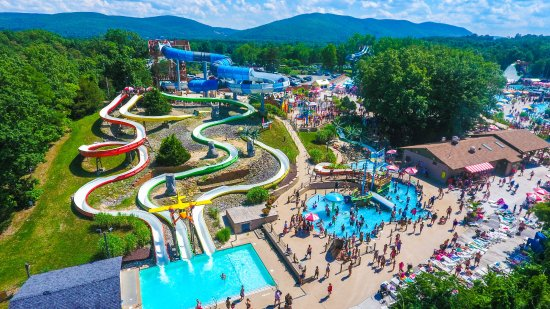 Fishkill, Νέα Υόρκη: SplashDown Beach America's Biggest Little Waterpark!
