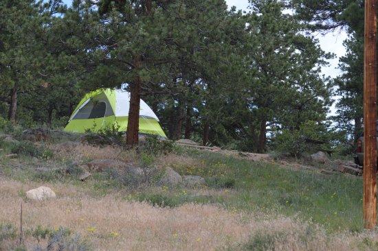 Moraine Park Campground: A063
