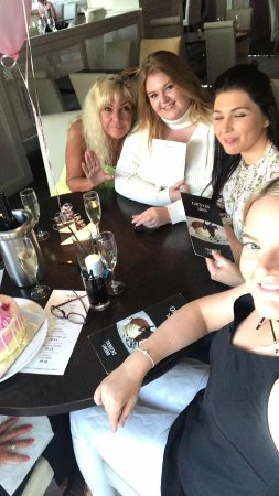Poulton Le Fylde, UK: Bistro Italia - great for a birthday!