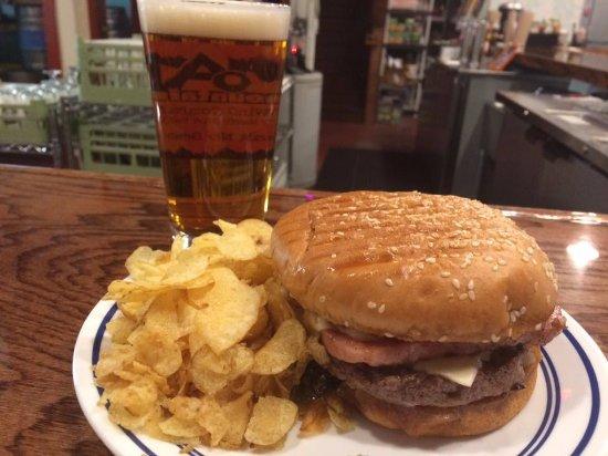 Area 23: The Big Kahuna Burger on Burger Mondays