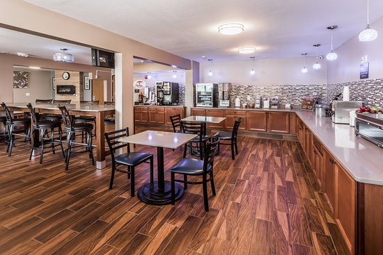 Coralville, IA: Breakfast Room
