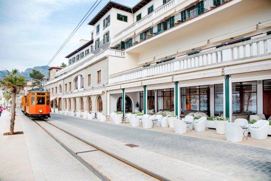 Bistro & Bar: Hotel Espléndido