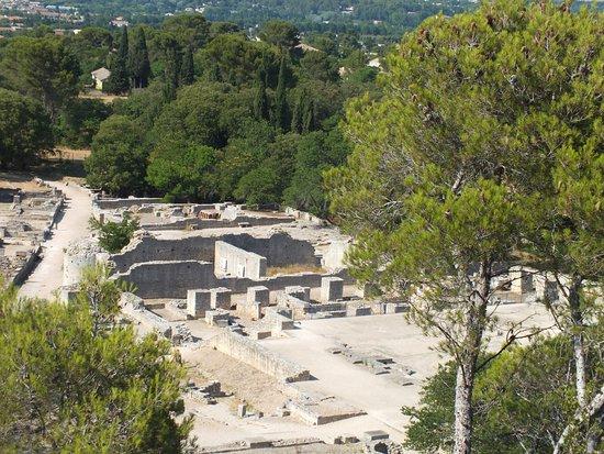 St-Rémy-de-Provence, Francia: Glanum