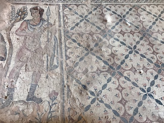 Zippori, Israel: Mosaic