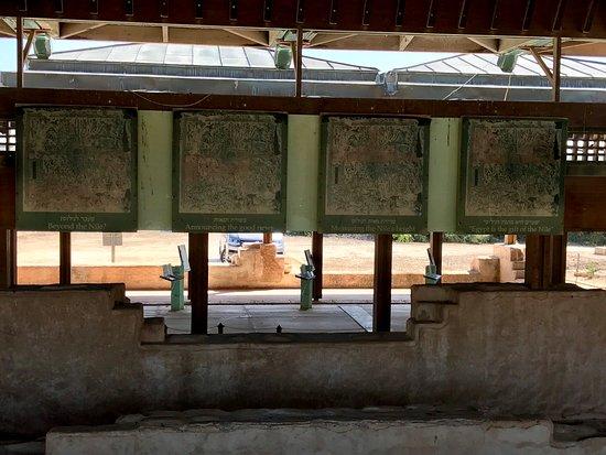 Zippori, Israel: Building