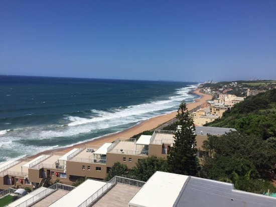 Umdloti, South Africa: View from Sugar Crest