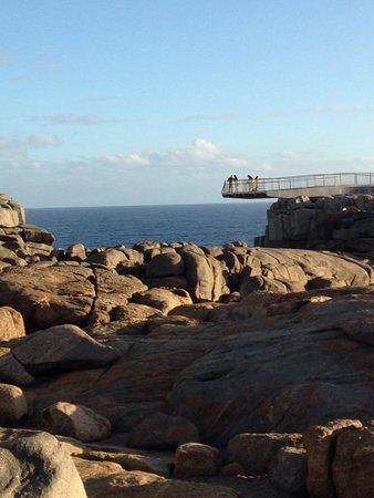 Albany, Avustralya: The Gap and Natural Bridge