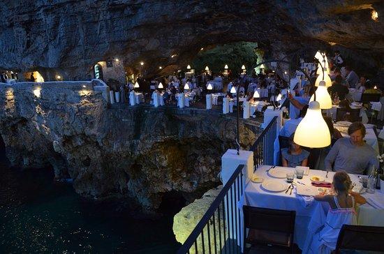 Risultati immagini per grotta palazzese foto