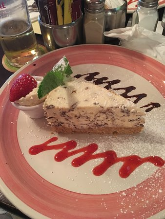Teach Dolmain Pub & Restaurant: Awesome desert