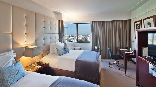 InterContinental Lisbon: Executive River View Twin Room