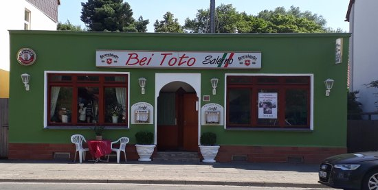 restaurant bei toto salerno hannover restoran yorumlar tripadvisor. Black Bedroom Furniture Sets. Home Design Ideas