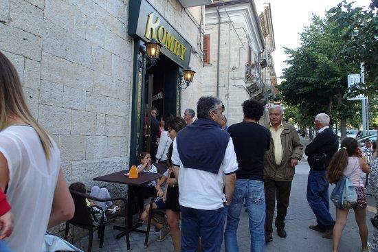 Molise, Italia: la posizione nella cittadina di Agnone