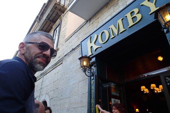 Molise, Italia: Mario Catolino e il suo pub