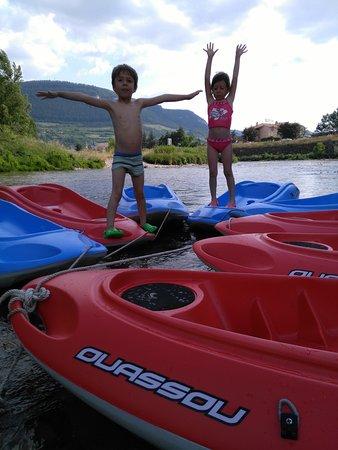 Kayaks Franconne