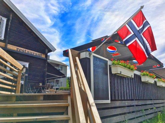 Муниципалитет Ойер, Норвегия: The restaurant 17th May