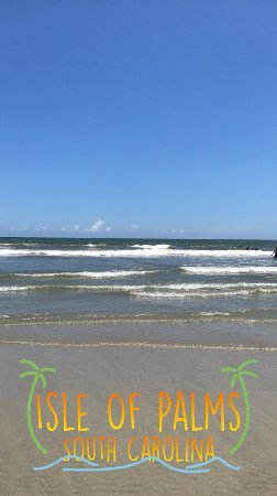 Isle of Palms, Güney Carolina: beautiful beach day