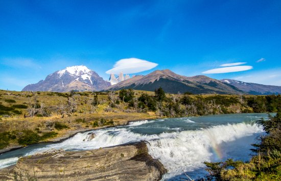 Las Torres Patagonia: Touring the park
