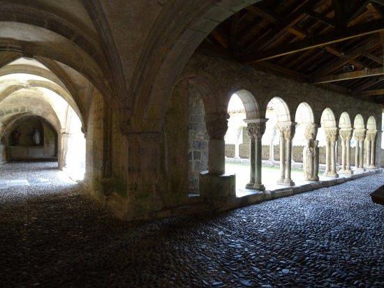 Saint-Bertrand-de-Comminges, Francia: Le cloître