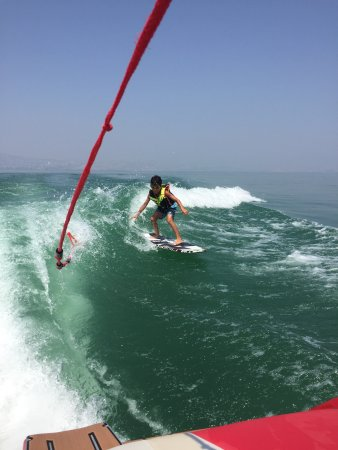 Ein Gev, Israel: Wake Up Ski School