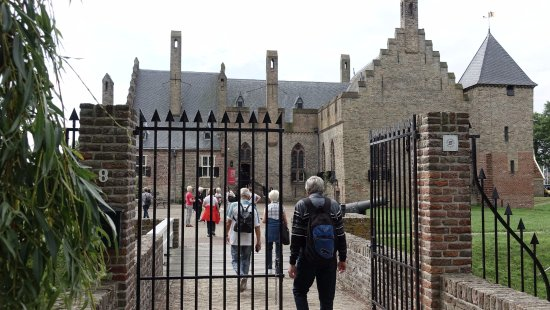 Medemblik, Países Bajos: Eingang