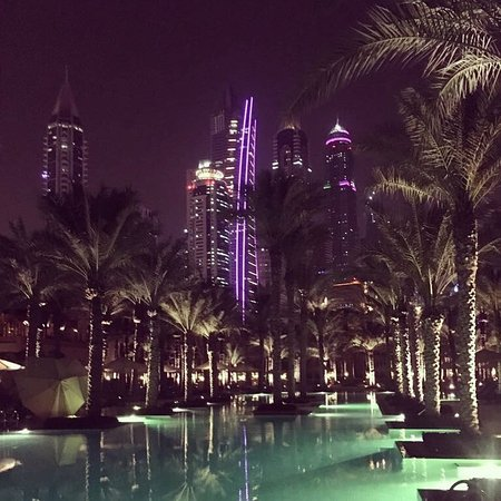 The Palace at One&Only Royal Mirage Dubai: Pool View