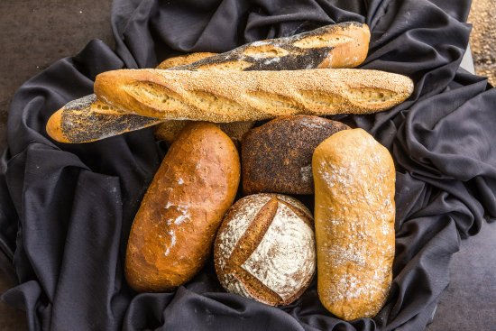 Broad Street Baking Company and Cafe: Daily-Baked Breads