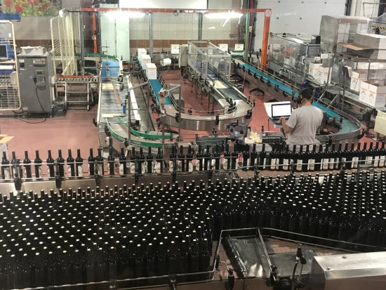 Golan Heights: Bottling