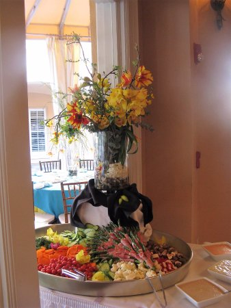 High Point, NC: Appetizer Display