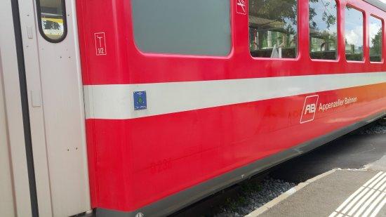 Appenzeller Bahnen: Bahnwagen