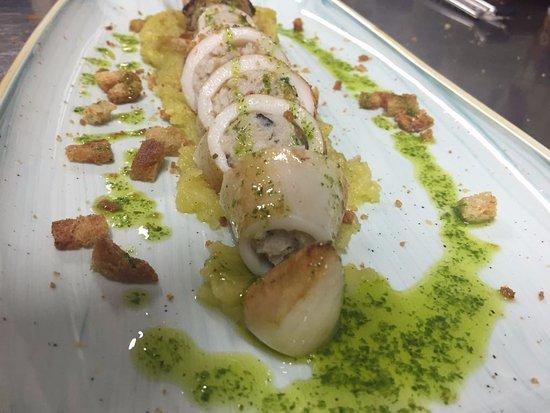 Bottega Baracchi: Squid