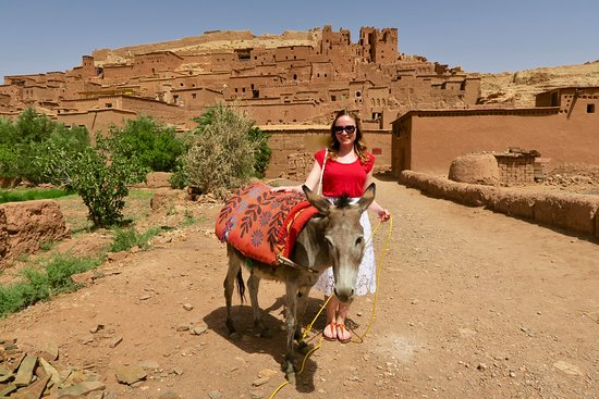 Moroccan Active Adventures: Visiting the place where Gladiator was filmed