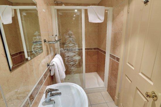 Brook Lodge Hotel: Shower