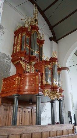 Medemblik, The Netherlands: Orgel