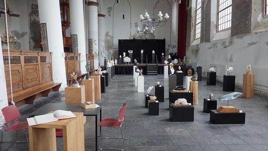Medemblik, Países Bajos: Skulpturenausstellung