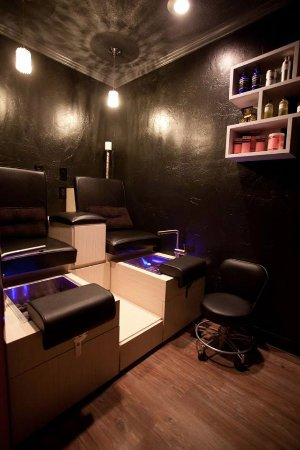 Hays, KS: Pedicure Room