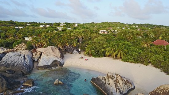 Spanish Town, Virgin Gorda: Batu Villa