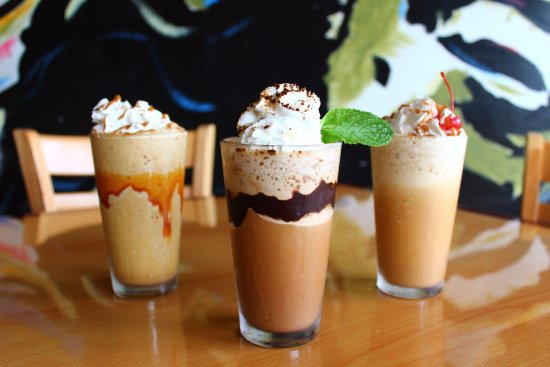 Dover, OH: Frappés at Bread Head Bistro