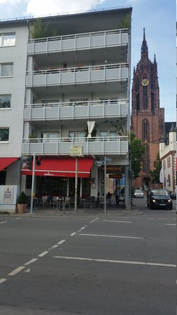 Mainkai cafe frankfurt am main