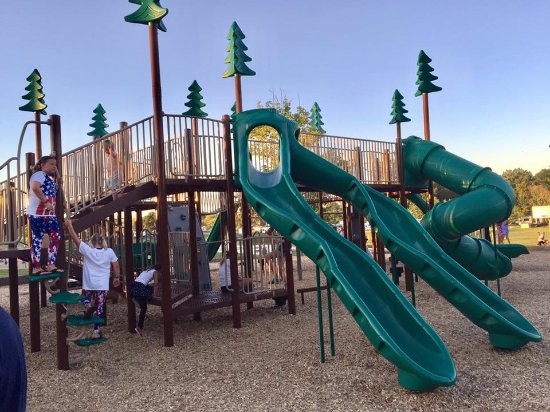 Waterville, MN: 1 of 3 Playgrounds