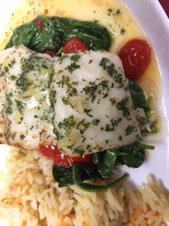 North Kingstown, RI: Haddock Entree