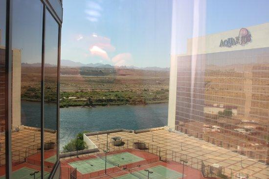 Aquarius Casino Resort, BW Premier Collection: Vue sur Colorado