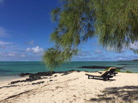 Shangri-La's Le Touessrok Resort & Spa, Mauritius: Ilot Mangenie (The resort's private island)