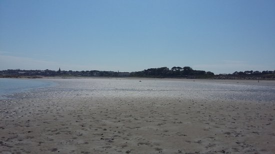 Ballywalter beach